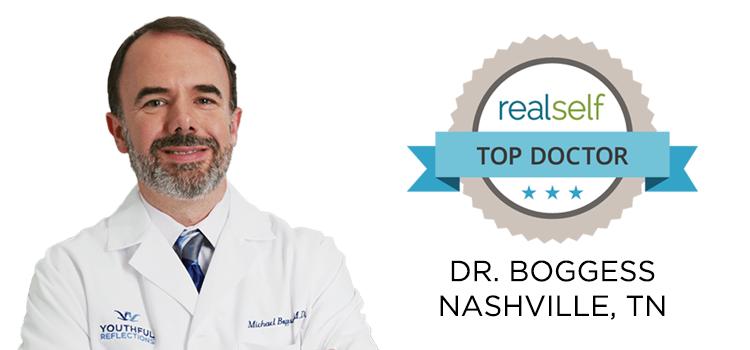 Dr. Boggess RealSelf Top Doctor Nashville, TN