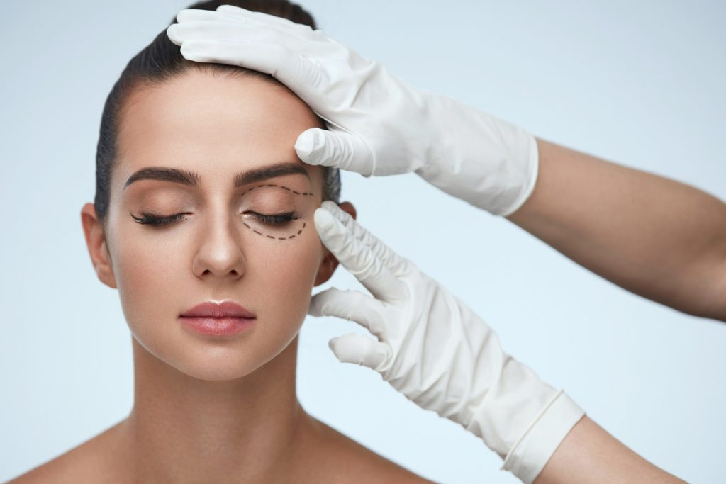 upper Blepharoplasty, youthful reflections